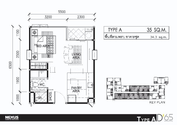 Studio type plan joy studio design gallery best design for Studio type plan